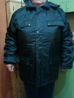 Куртка тепла, демісезонна