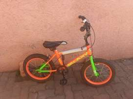 Bicycle still excellent condition used once .lost interest in it.