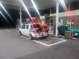 Tow truck v8