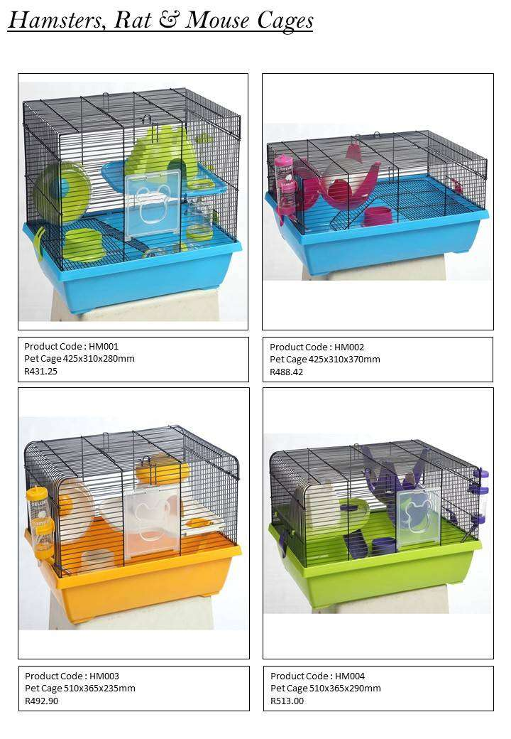 Hamster Cages 0