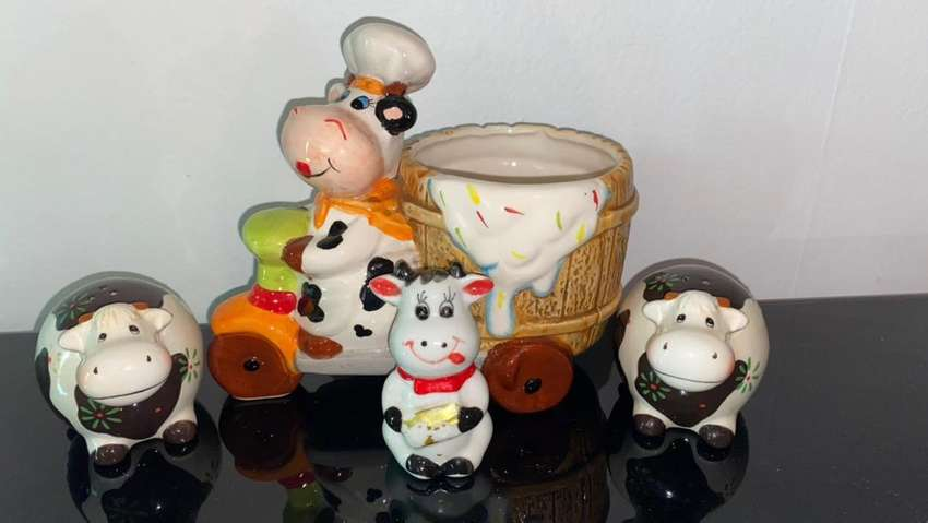 Cow Ornaments For Sale