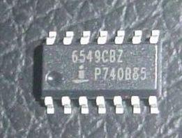 Шим контроллер, Регулятор напряжения ISL6549CBZ