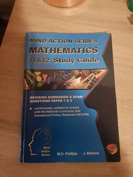 Mind Action Series Mathematics 11 and 12 Study Guide