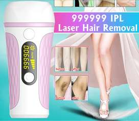 Flash IPL Laser Hair Removal Device