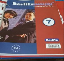 Berlitz English. Książki do kursu Berlitz