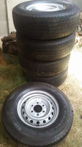 Rims Ford ranger x 5