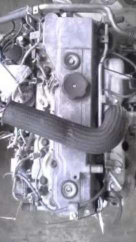 Mitsubishi 4m40 colt engine stripping for parts
