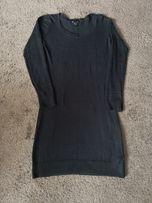 Sweter, sukienka H&M rozm S
