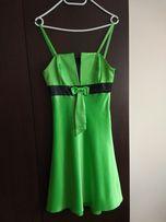 Sukienka zielona rozm 36