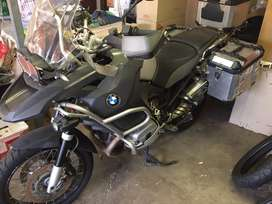 BMW 1200 R Series GS Adventure, ABS H/Grips