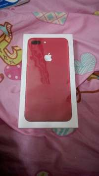 Image of Iphone 7plus 256g red