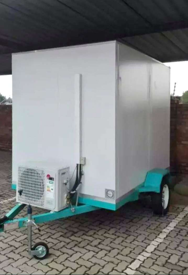 Mobile fridge for hire 0