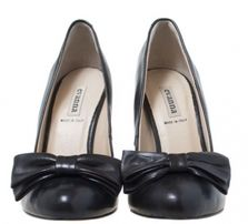 Evanna кожаные женские туфли