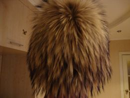 Шикарная шапка-парик новая.