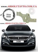Ремкомплект стеклоподъемника Peugeot 508 пежо стеклоподьемник