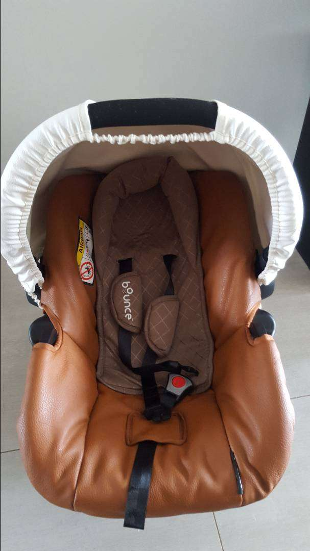 Bounce carseat 0