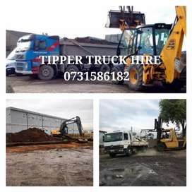 TLB HIRE & RUBBLE REMOVAL IN MIDRAND