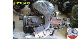 Imported used TOYOTA COROLLA/TAZZ 1.3L Engines for sale at MYM AUTOWOR