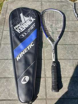 2x squash rackets & bag one price for all collection at wonderboom