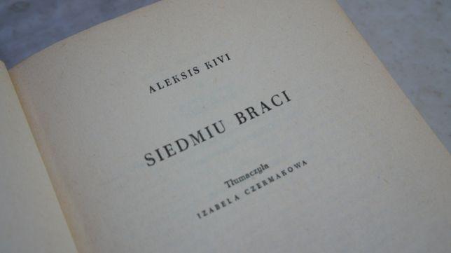 """""""Siedmiu braci"""" - Aleksis Kivi Wrocław - image 2"""