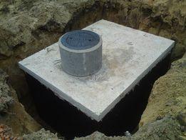 Szambo Szamba betonowe Zbiorniki na Szambo deszczówkę PRODUCENT Atesty