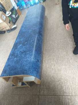 2 x 350 x 2m counter tops