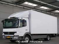 Mercedes Atego 818 L - To be Imported 0