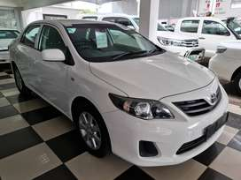 *2019 Toyota Corolla Quest 1.6i-Low 75800km-Only R189900