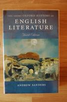 The Short Oxford History of English Literature - Third Edition