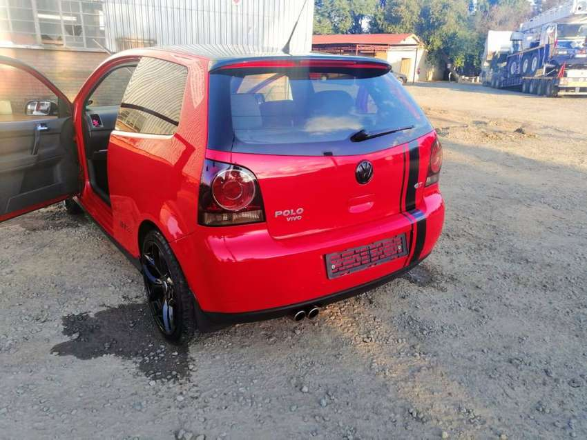 Polo 1.6 GT for sale 0