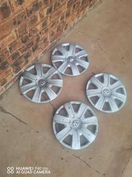 M sellin 14inch polo vivo wheelcaps