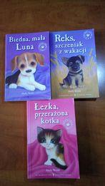 Książki dla dzieci Holly Webb