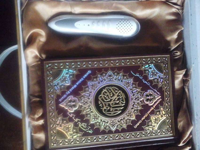DIGITAL QUR'AN PEN READER 0