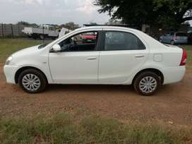 Excellent condition 2015 Toyota Etios 1.5Sx