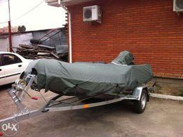 Брезентовый тент для резиновой лодки, Украина