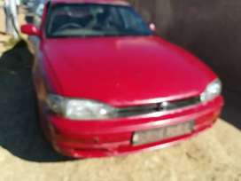Am Stripping Toyota camary 2.0lit auto for spares