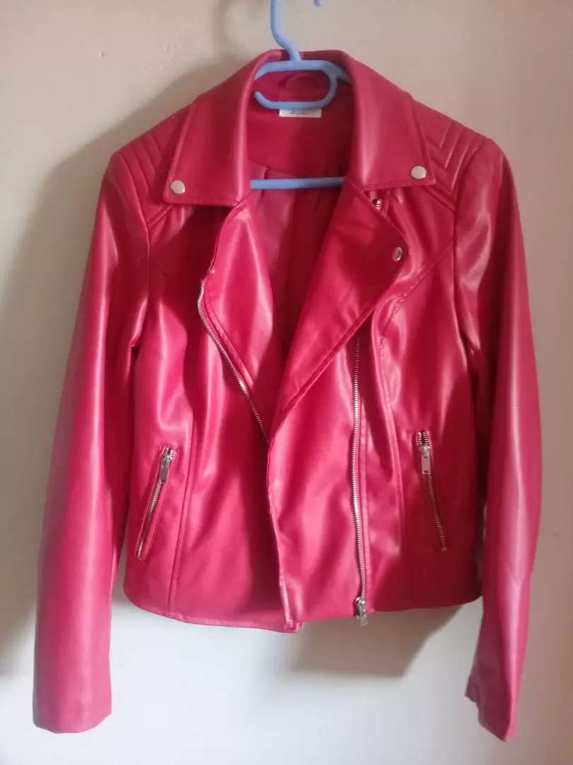 Foschini leather jacket 0