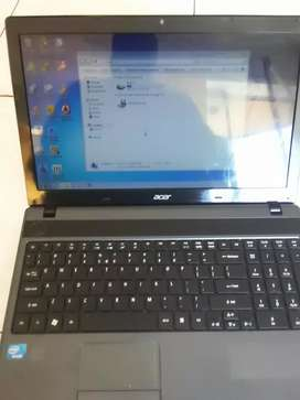 acer travelmate clean laptop