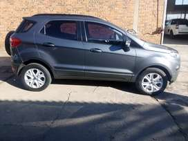 2016 Ford Ecosport 67000km for sale