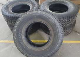 Secondhand Cooper Discoverer All Terrain Tyres