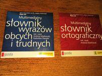 Multimedialny słownik wyrazów obcych i ortograficzny