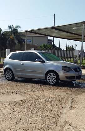 VW Polo 1.9TDI, 2009 Model, 2 door diesel.