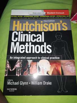 Hutchinson's Clinical Methods by Michael Glynn & William Drake