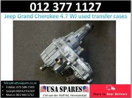Jeep Grand Cherokee 4.7 WJ 1999-04 used transfer cases for sale
