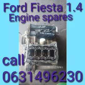 Ford fiesta 1.4 engine spares