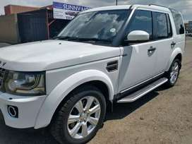 Rand rover discovery 4 udv6
