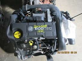Opel Astra 1.7 z17dth engine for sale