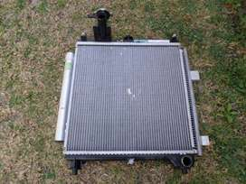 2017 RENAULT KWID RADIATOR AND AIRCON CONDENSER FOR SALE