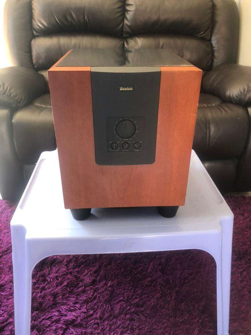 Boston Active Subwoofer 0