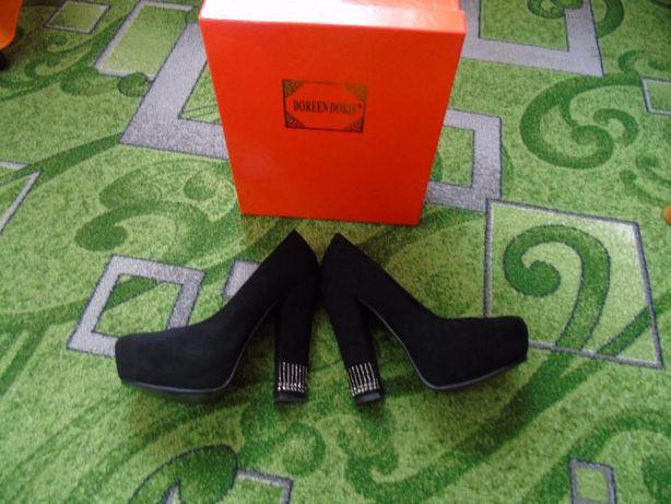 Туфли черные Doreen Doris 37 р. Мелитополь - изображение 5